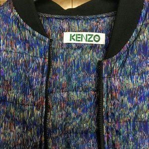 Kenzo Coat Parka 3 in 1 Size M/L